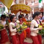 Tết Campuchia – Lễ hội Chol Chnam Thmay