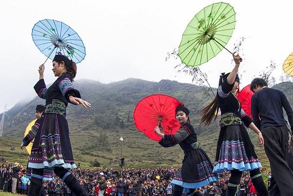Lễ hội chợ Tình Hà Giang