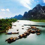 Quảng Bình mảnh đất thiêng liêng, nền văn hóa độc đáo.
