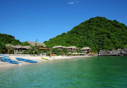 Du lịch đảo Ngọc Cát Bà