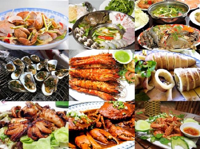 Cô Tô thiên đường của ẩm thực biển