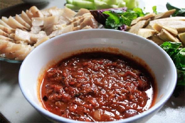 Mắm tép Hà Yên - cho bữa cơm thêm tròn vị